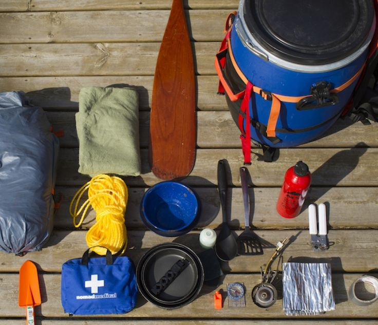 The Ultimate Canoe Trip Checklist | Canoeroots Magazine | Rapid Media