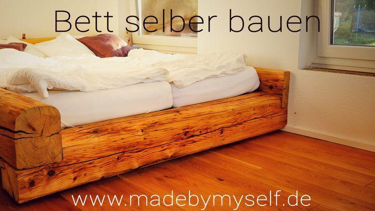 Baue In Beam Bed Dein Eigenes Bett Eigenes Bett Selber Bauen Bett Selber Bauen Anleitung Couch Selber Bauen