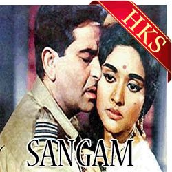 SONG NAME - O Mehbooba  MOVIE/ALBUM - Sangam  SINGER(S) - Mukesh  MUSIC DIRECTOR - Shankar Jaikishan  YEAR OF RELEASE - 1964  CAST - Vyjayanthimala, Raj Kapoor, Rajendra Kumar