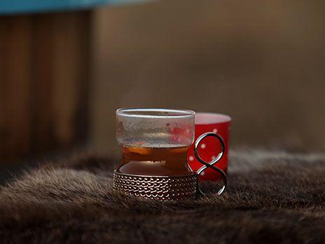 Varm tedryck med whisky | Recept från Köket.se