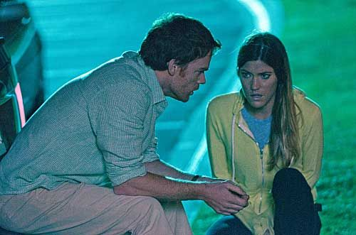 'Dexter': Michael C. Hall and Jennifer Carpenter talk brother-sister romance @Showtime Networks