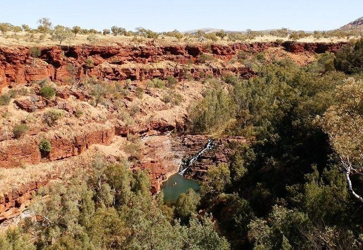 Dales Gorge and Fortescue Falls, Karijini National Park, Western Australia