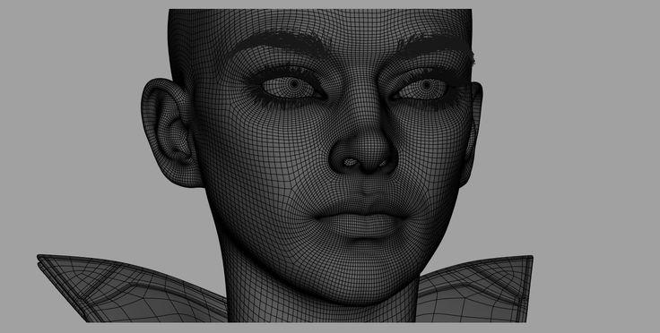 ArtStation - Neon Strike Vi - reimagined, Andrej Nastevski