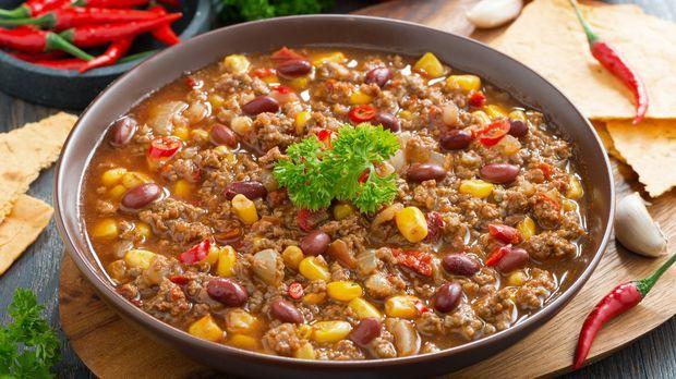 Chili con Carne à la Frank Rosin  - So sieht's aus. - Kabeleins