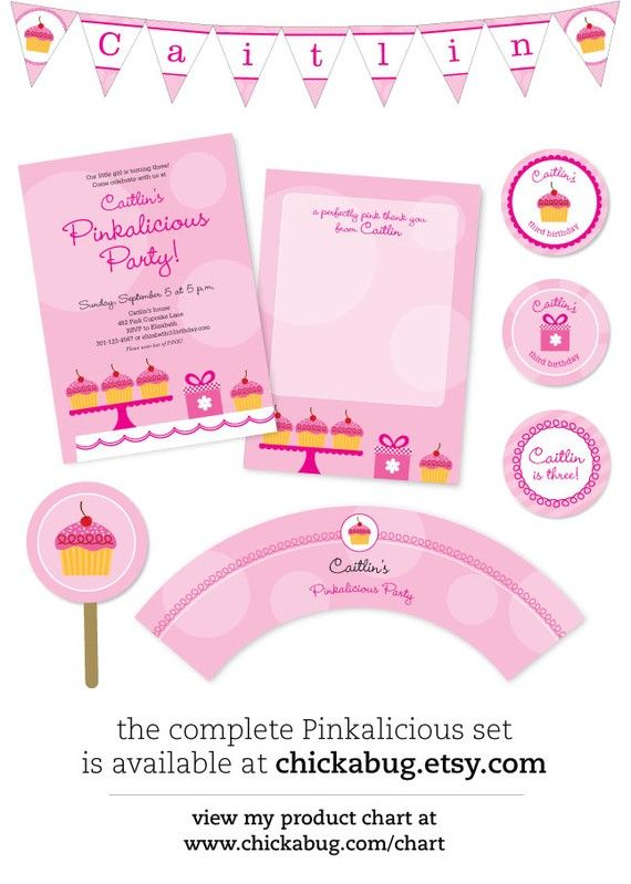 168 best Pinkalicious Birthday Party images – Pinkalicious Party Invitations
