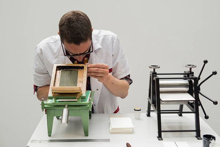The Smallest Printing Company: Miniature Printing Presses For a Mobile Printing Studio