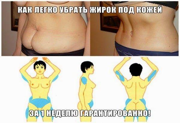 как убрать жир с головы