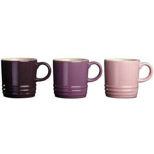 Le Creuset Koffiekop set van 3
