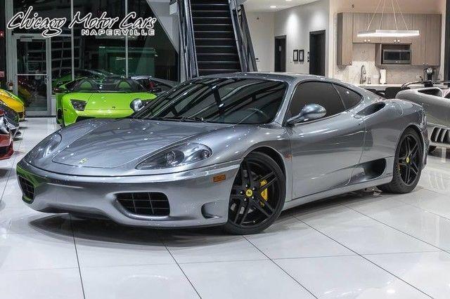 Ferrari 360 Coupe Cars And Trucks Pinterest Cars Ferrari 360