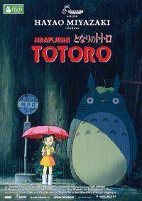 Naapurini Totoro-dvd 5,95e