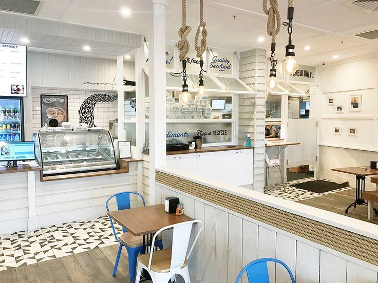 Famous Fish - Bendigo Market Place - Interior