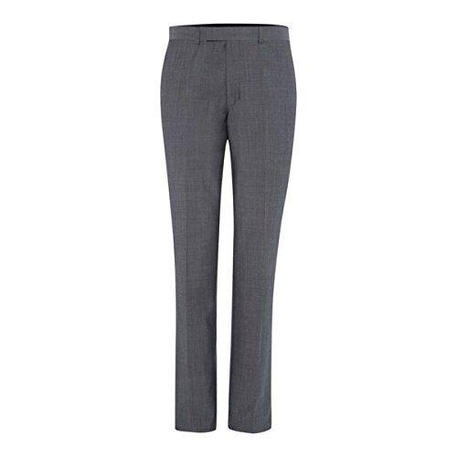 (ケネスコール) Kenneth Cole メンズ ボトムス トラウザーズ Kenneth Cole Wool mohair suit trousers 並行輸入品  新品【取り寄せ商品のため、お届けまでに2週間前後かかります。】 表示サイズ表はすべて【参考サイズ】です。ご不明点はお問合せ下さい。 カラー:Grey