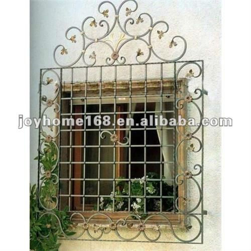 ... Iron Window Grill Designs With Luxury Top/simple Iron Window Grills
