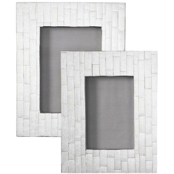 studio frame featuring polyvore home home decor frames mirrored picture frames - Mirrored Picture Frame