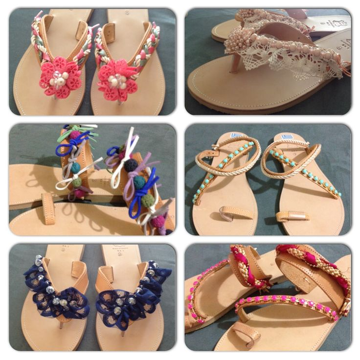 Summer sandals II #shoe project