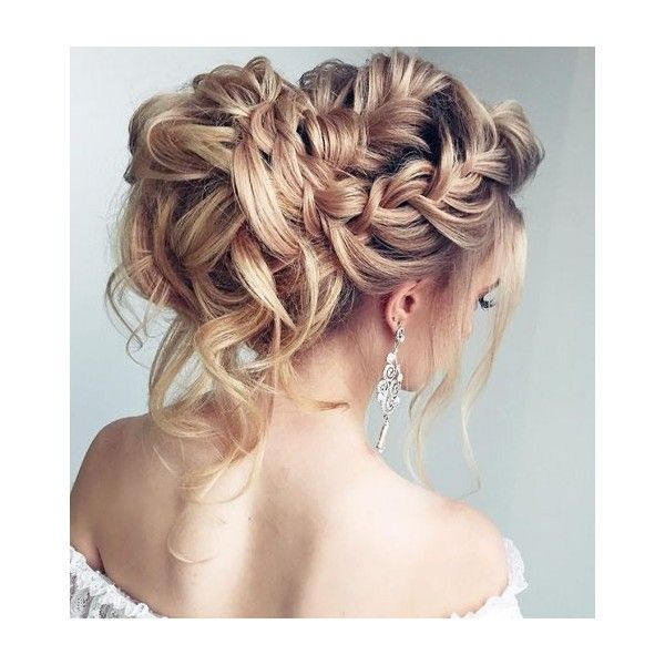 Bridal Hairstyle With Rose : 25 best wedding hair buns ideas on pinterest low