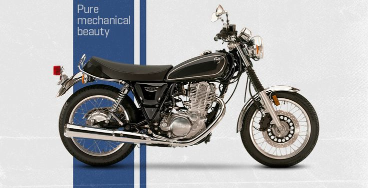 2015 Yamaha SR400 Home, information