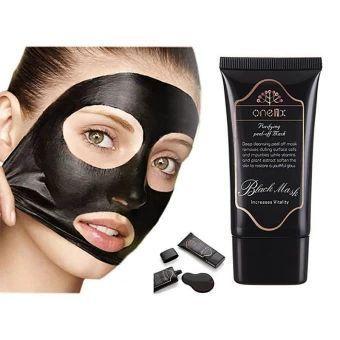 บอกต่อ  leegoal ONE1X Beauty Activated Natural Charcoal Black MaskBlackhead Peel Off Remover Cream Deep Skin Clean Purifying PeelAcne Mud Nose And Face Mask 50gms Bottle - intl  ราคาเพียง  160 บาท  เท่านั้น คุณสมบัติ มีดังนี้ Activated Charcoal Blackhead Peel-off Mask Remove Blackheads effectively More Effective than Strips leaving your skin clean andextremely soft 50grams Bottle, Can be applied on Face, Nose, Forehead , Chin ,Back e * More info: | http://qoo.by/2mtE  <><><> Click here: