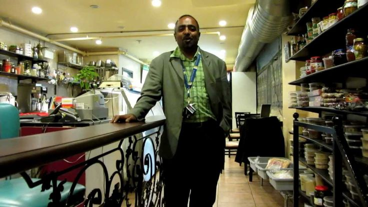 Customers introduce Akram's Shoppe at Kensington Market, Toronto - http://www.akramshoppe.com/media.html