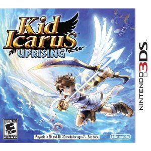 Kid Icarus: Uprising for Nintendo 3DS ranked as the 2nd most wanted game. Going cheap at Amazon - http://amzn.to/GACgH7: Upri 3D, Kidicarus, 3Ds Games, Videos Games, Comic Books, Nintendo Ds, Icarus Uprising, Nintendo 3Ds, Kids Icarusupri