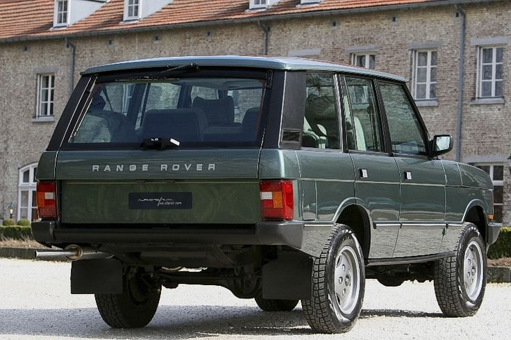 33 Best Images About Range Rover P38 On Pinterest Range