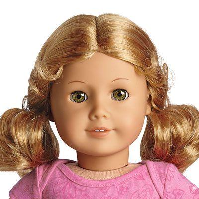 American Girl Doll Just Like Me 21 - Santa?