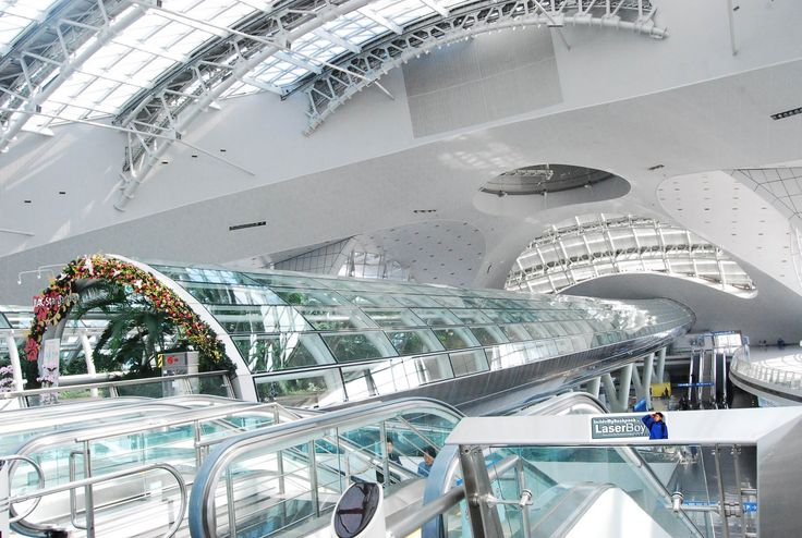 Incheon International Airport South Korea Beautiful Airports
