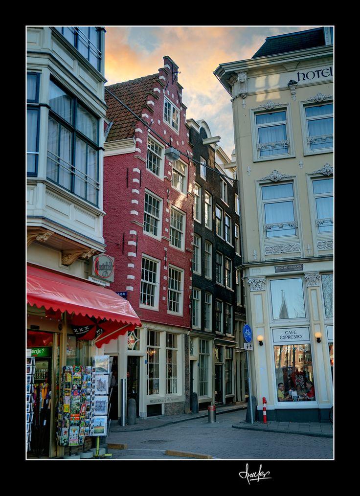 Prins Hendrikkade. Amsterdam by Juan Carlos Ferro Duque: http://fineartamerica.com/featured/prins-hendrikkade-amsterdam-juan-carlos-ferro-duque.html