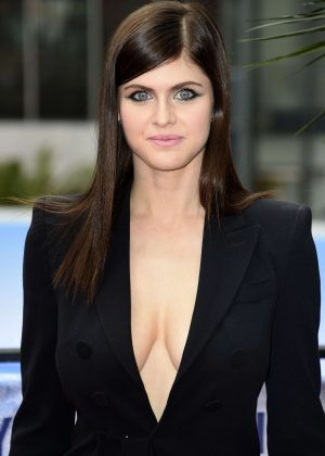 Alexandra Daddario: Baywatch Photocall in Berlin -05 - Posted on May 31, 2017