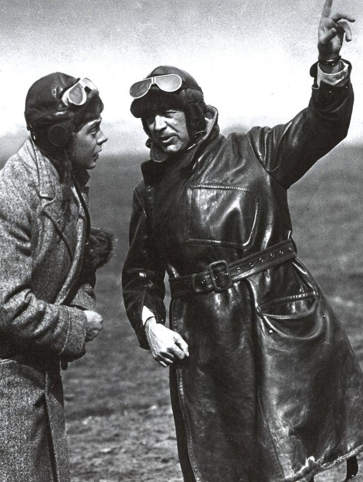 Early 20s long leather #flightjacket
