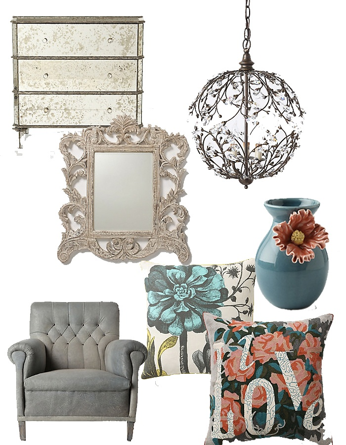 Inspiration shabby chic pinterest design och inspiration for Decor 1 32