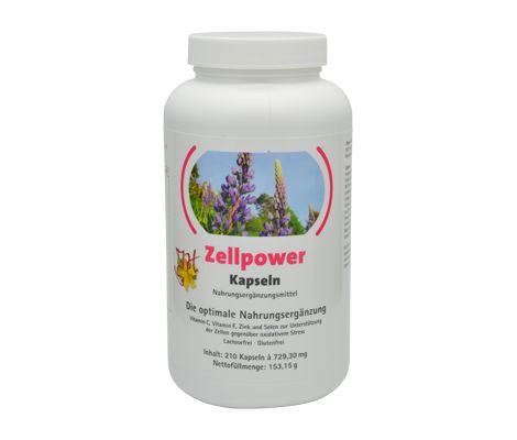 JCH Zellpower is een lactose-vrij en glutenvrij basisch vitaminen, mineralen en sporenelementen rijk voedingssupplement. | De Gezonde Bron, dé webshop voor natuurlijke verbetering van uw gezondheid.