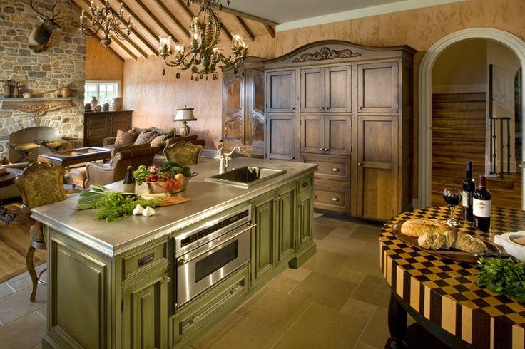French Kitchen Sink