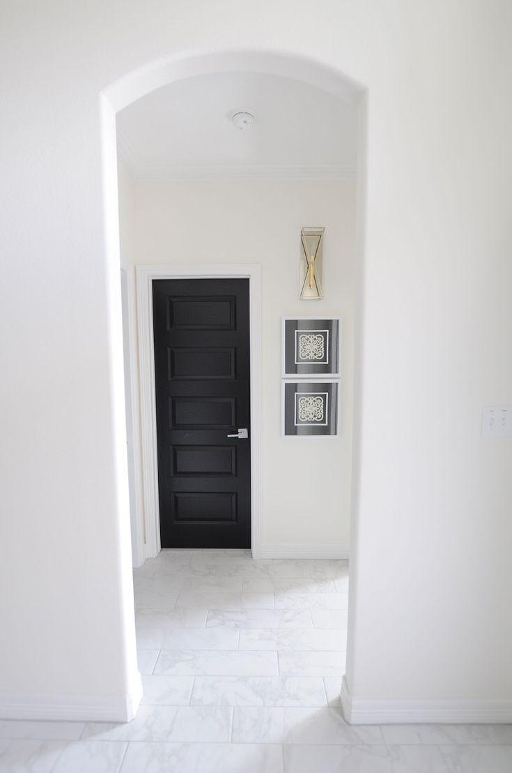 Best 25+ Black interior doors ideas on Pinterest | Dark interior doors,  Black doors and Black door