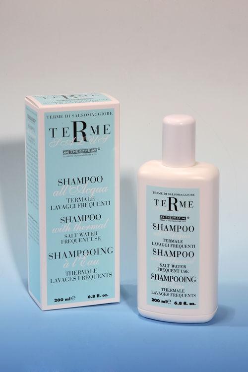Shampoo all'Acqua Termale 200 ml  Terme di Salsomaggiore