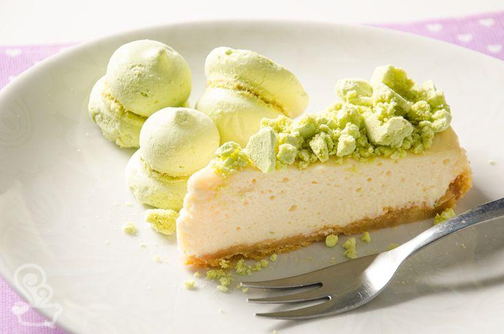 torta de limao com merengue