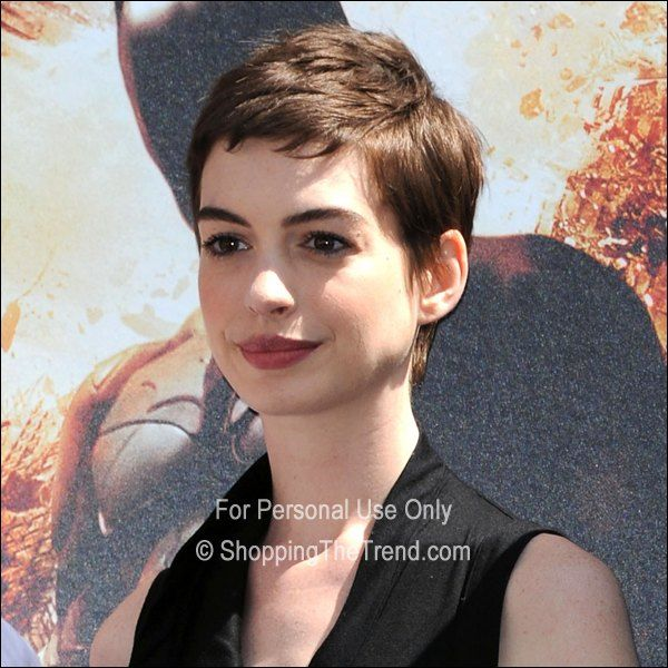 17 Best Ideas About Anne Hathaway Haircut On Pinterest