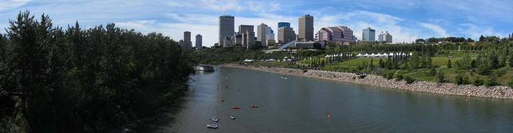 Dragon Boat Races Edmonton 2011