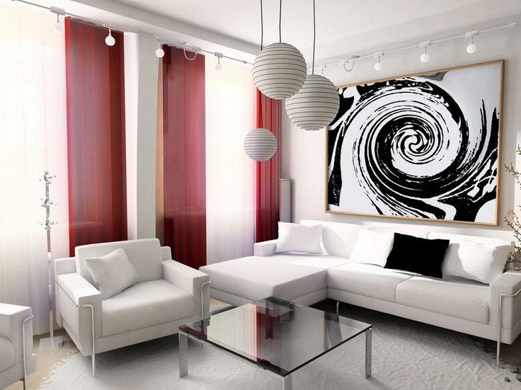 ideas de cortinas para el saln