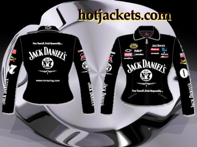 Jack Daniels  Racing Ladys Jacket