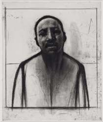 Martin Luther King, Jr.  2002 John Wilson (American, 1922–2015), Printed by James Stroud (American, born in 1958)