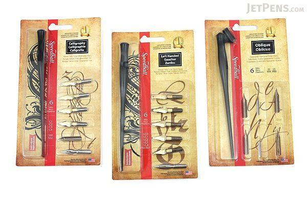 Speedball Calligraphy Pen Set - SPEEDBALL 2961