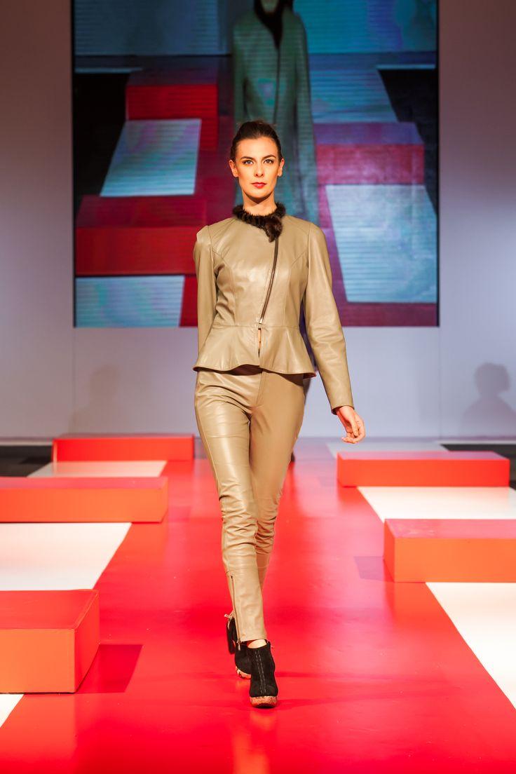 Pasarela Atmósfera - colección otoño/invierno 2014-2015 moda hecho en colombia