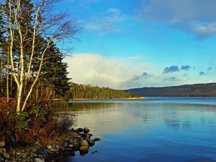 St Ann's Bay, Victoria County, Cape Breton, Nova Scotia http://CaperPhotos.Com