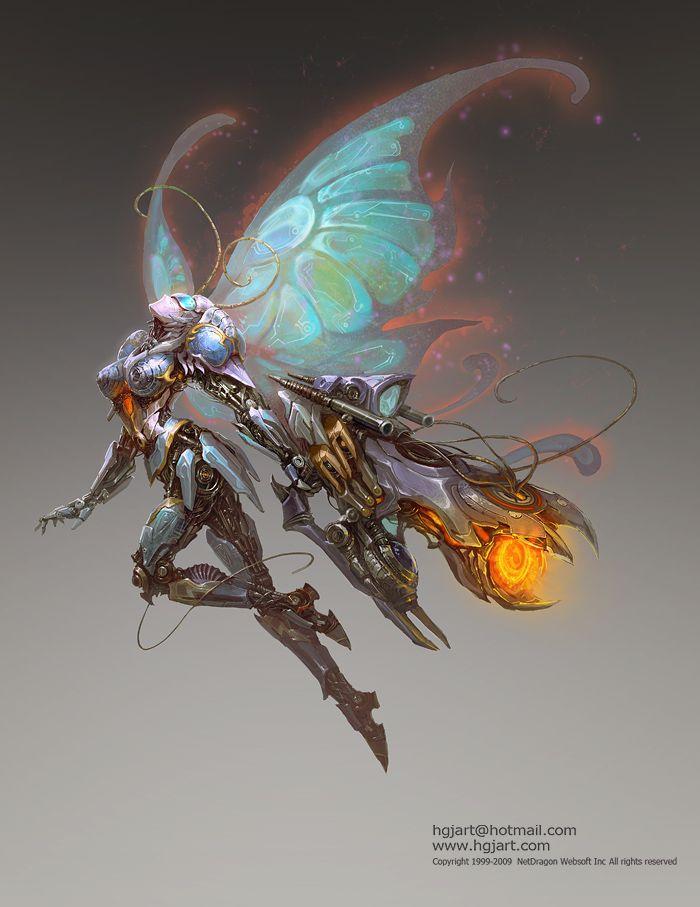 """sekigan: """" Robots-4 by hgjart on DeviantArt """""""