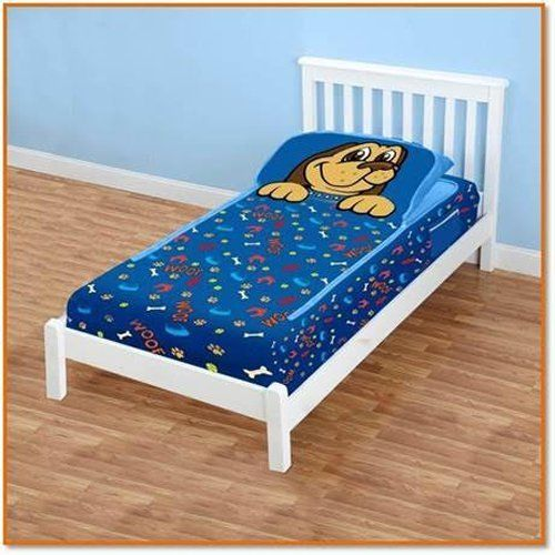 Zipit Friends Twin Bedding Set Blue Puppy Find Out More