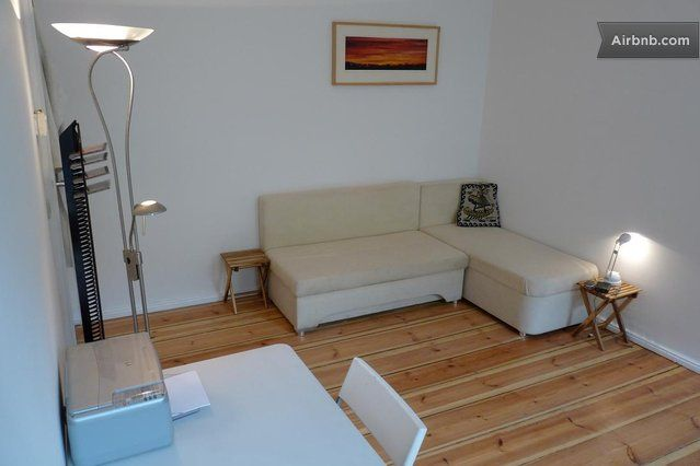 Bright+Central P-Berg Studio Flat in Berlin