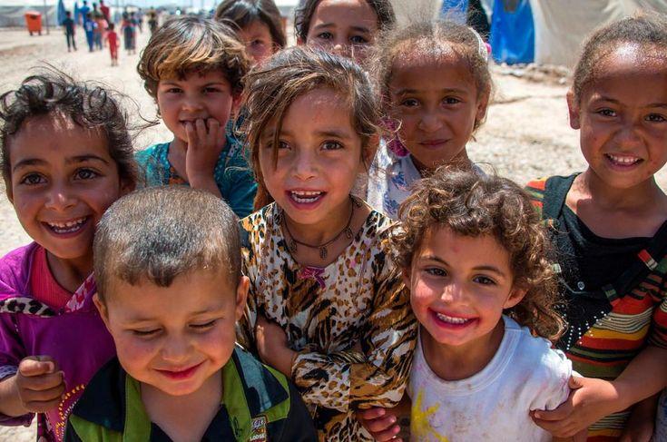 Война и мир в современном Ираке (40 фото)