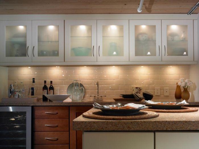 338 best Küche - Einrichtungsideen und Möbel images on Pinterest - küche beleuchtung led