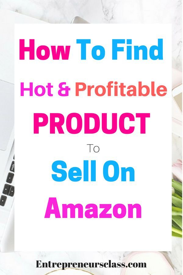 how to find what to sell on amazon
